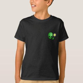 T-shirt étranger