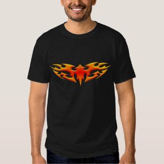 """T-shirt orange de """"torche"""""""