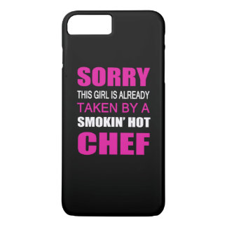 Taken By A Chef iPhone 7 Plus Case