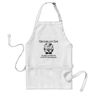 Taking the cow to the free market standard apron
