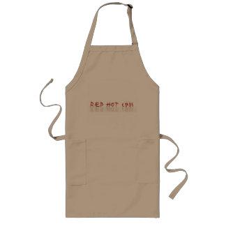 Talk Hot Chili kitchen apron