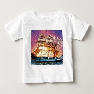 tallship and fireworks shirts