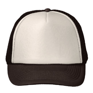 Tan and Brown 12 other color choices template fun Trucker Hat