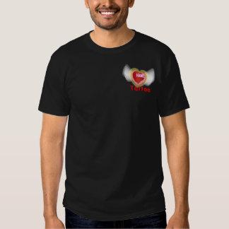Tattoo In My Heart - Customize Shirts
