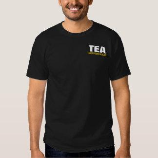 TEA T-SHIRTS
