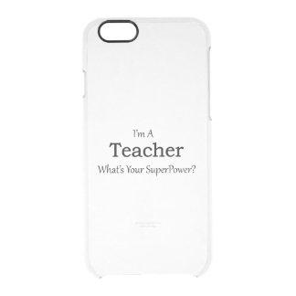 Teacher Clear iPhone 6/6S Case