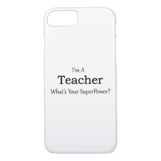 Teacher iPhone 7 Case