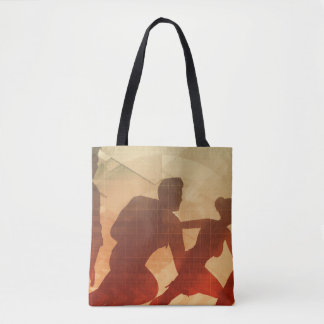 Team Building Activities to Increase Morale Tote Bag