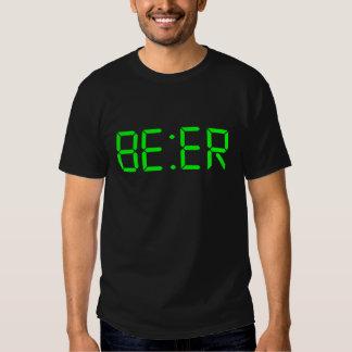 Temps de bière t shirts