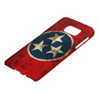 Tennessee Flag Grunge Samsung Galaxy S7 Case