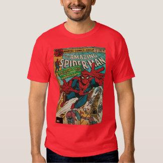 The Amazing Spider-Man Comic #186 T-shirts