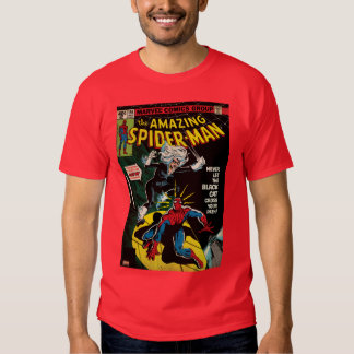 The Amazing Spider-Man Comic #194 Tees
