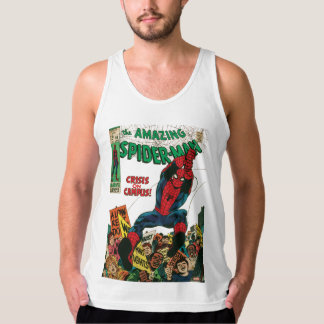 The Amazing Spider-Man Comic #68 Tank Top
