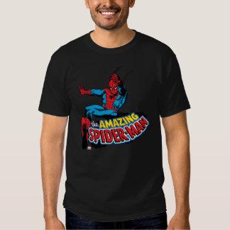 The Amazing Spider-Man Logo Tee Shirt