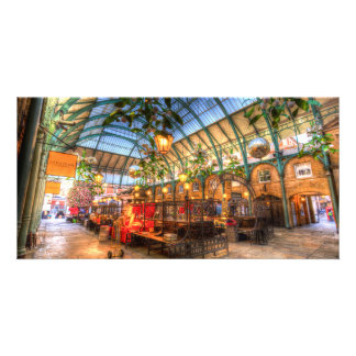 The Apple Market Covent Garden London Photo Cards