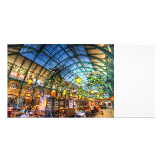 The Apple Market Covent Garden London Picture Card
