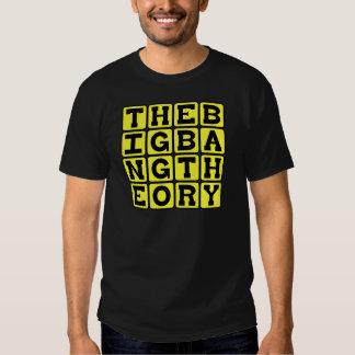 The Big Bang Theory, Physics Concept T Shirt