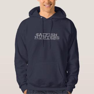 The Catfish Hunters • Logo Hoodie 01