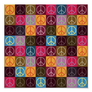 The Colors of Peace Poster