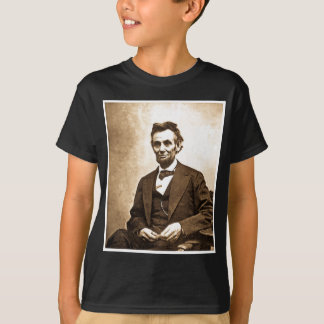 The Great Emancipator Abe Lincoln (1865) Tee Shirts