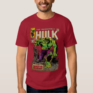 The Incredible Hulk Comic #105 Tee Shirt