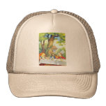 The Mad Hatters Tea Party Full Colour Trucker Hat