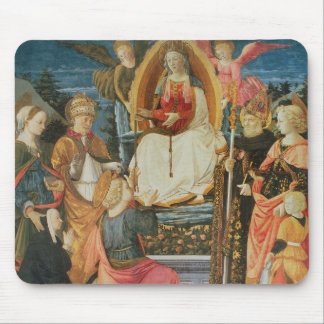 The Madonna of the Sacred Girdle, 1456 (tempera on Mouse Pad