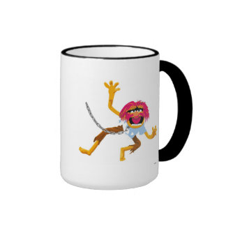 The Muppets Muppet in Collar and Chains Disney Ringer Coffee Mug
