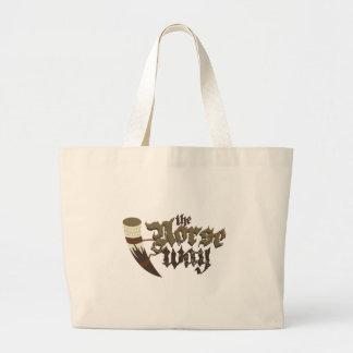 The Norse Way Jumbo Tote Bag