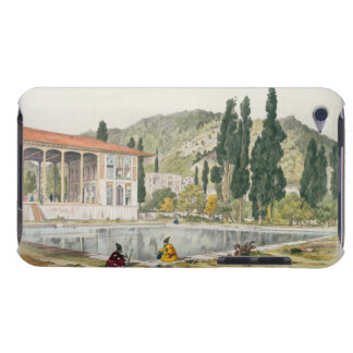 The Palace and Gardens of Ashref, Persia, plate 80 iPod Case-Mate Case