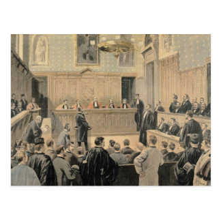 The Panama Trial Postcard