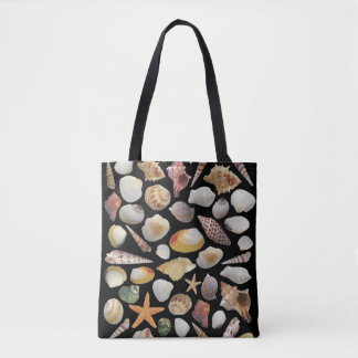 The Shell Collector Tote Bag All-Over Print