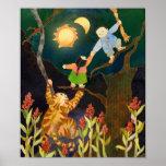 The Sun & The Moon: Korean Folk Tale Poster