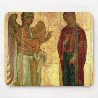 The Ustiug Annunciation, c.1130-40 (tempera on pan Mouse Pad