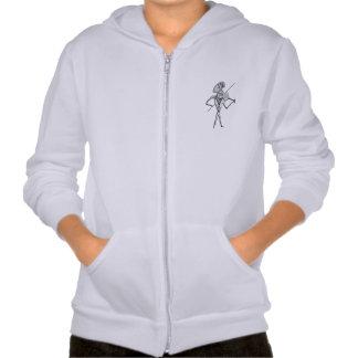 The violinist hoodie