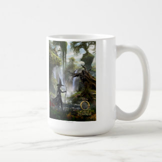 The Wicked Witch of the West 3 Classic White Coffee Mug