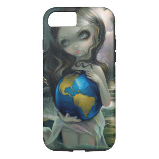 """""""The World"""" iPhone 7 Case"""