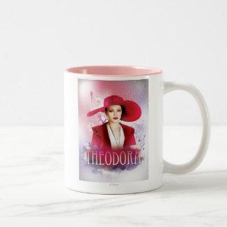 Theodora Two-Tone Coffee Mug