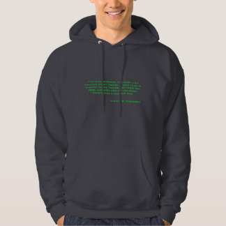 There's Also A Negative Side Hoodie