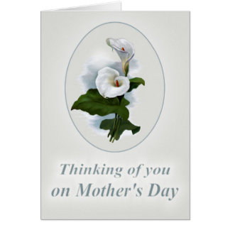 Thinking of you Mother's Day, Loss of Child Greeting Card