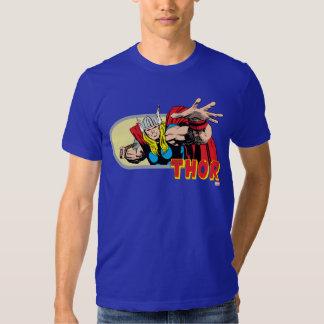 Thor Retro Graphic Tshirts