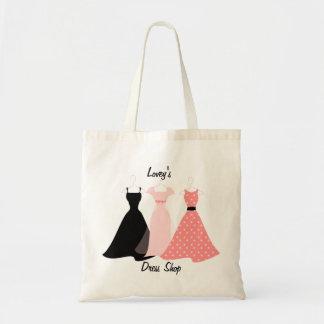 Three Dresses Budget Tote Bag