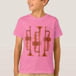 Three Trumpets Tshirt