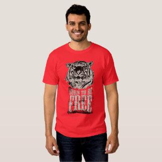 Tiger head tshirts