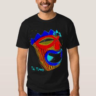 Tiki Time T Shirts