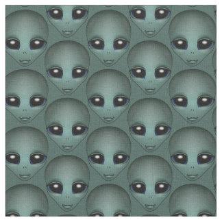 Tissu mignon E.T. Fabric fait sur commande d'Alein