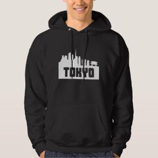 Tokyo Japan Skyline Hoodie