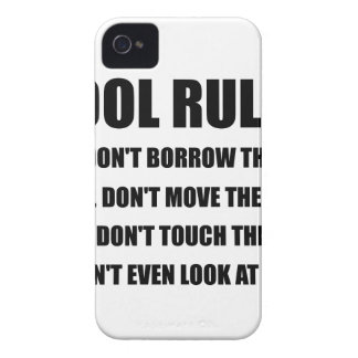 Tool Rules iPhone 4 Case-Mate Case
