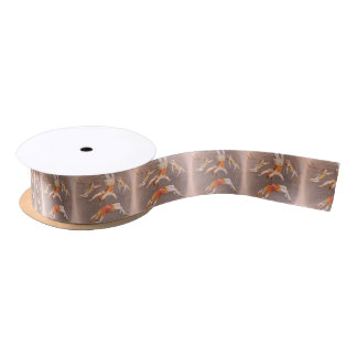 TOP Acrobat in the House Satin Ribbon