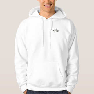 Totally Todd Pullover Hoodie, Laser Grid